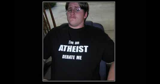 define atheism is it a worldview?