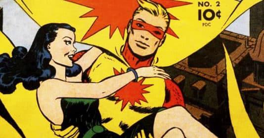Jim Browning Superhero