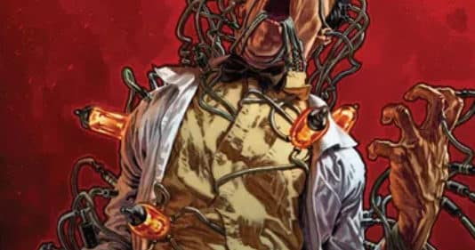 ENIAC #1 comic book review